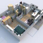 Využíváme 3D půdorys domu a bytu jako silný a fungující prodejní nástroj